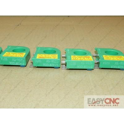 0142#100A Fanuc current transformer used