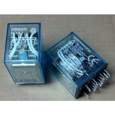 MY4-J DC24V Omron relay new