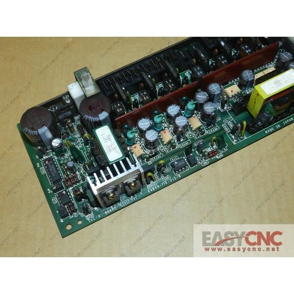 For PARTS or REPAIR. OKUMA SVC-A top board E4809-770-015-B
