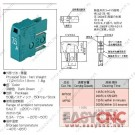 A60L-0001-0046/MP032 Fanuc fuse daito MP032 0.32A new and original