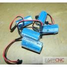 Q6BAT CR17335SE-R(3V) Mitsubishi Lithium Battery new and original