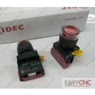 YW1L-MF2E01Q0R YW-DE IDEC control unit switch red new and original