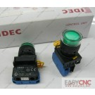 YW1L-MF2E10Q0G YW-DE IDEC control unit switch green new and original