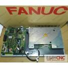 A02B-0166-C261/R Fanuc LCD/MDI unit used