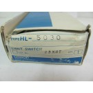 HL-5030 Omron limit switch new