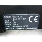 LV-11SA Keyence sensor used