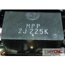 MPP 2J 225K Fanuc MPP2J225 capacitor used